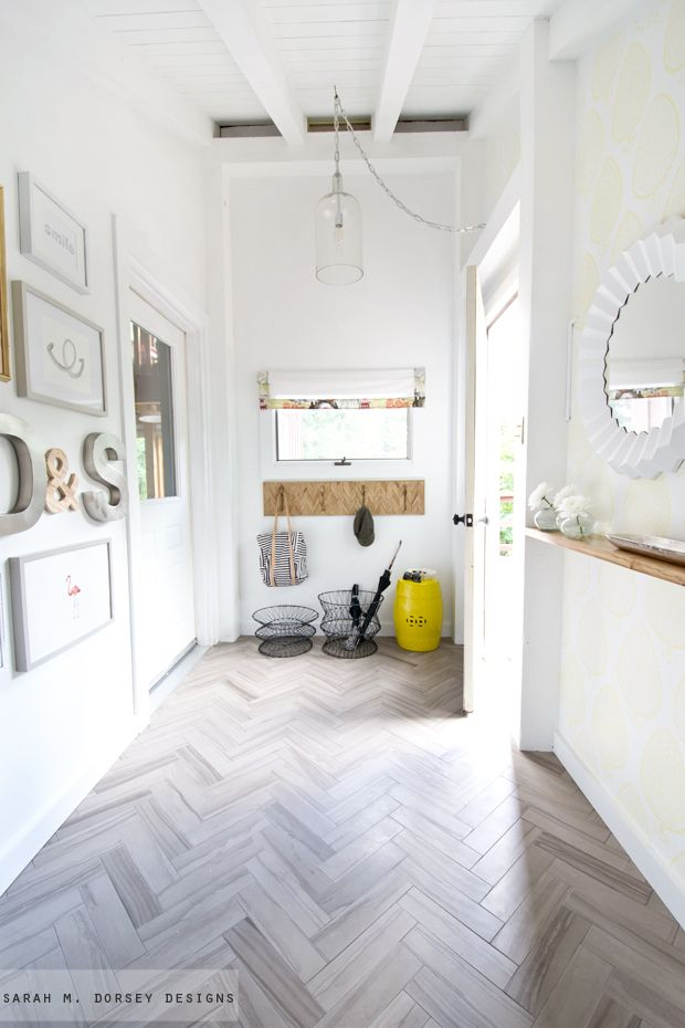 5 pretty and eco friendly flooring to try in 2015 for Practical flooring ideas